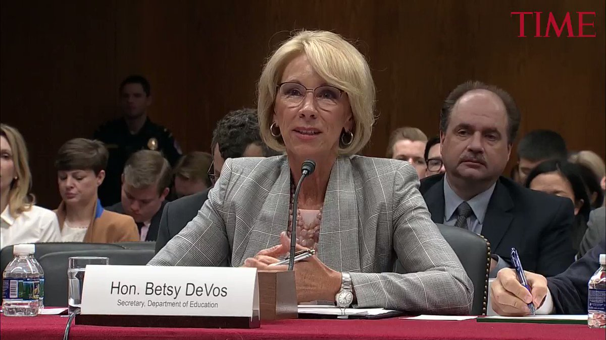 Betsy DeVos proposes major overhaul to college sexual misconduct cases http://mag.time.com/gSL9CYr