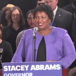 Democrat Stacey Abrams Twitter Photo