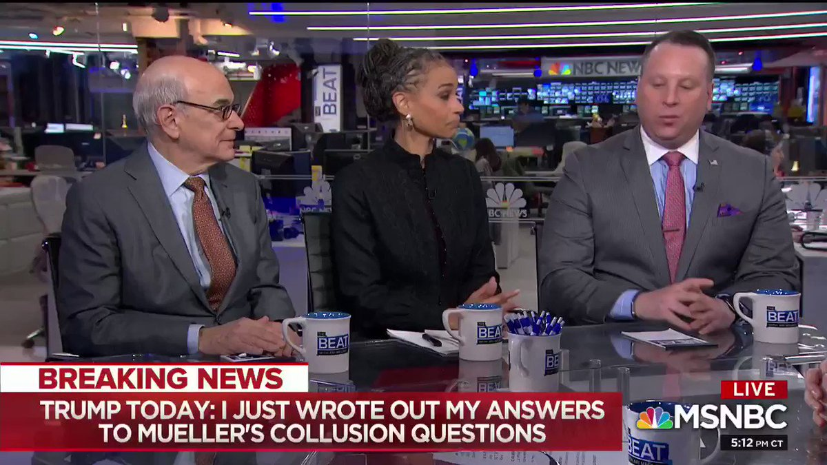 Was Roger in fact fired, they wanted to know how often did they communicate, what was his involvement with getting Paul Manafort hired Sam Nunberg on questions he was asked during his Grand Jury testimony