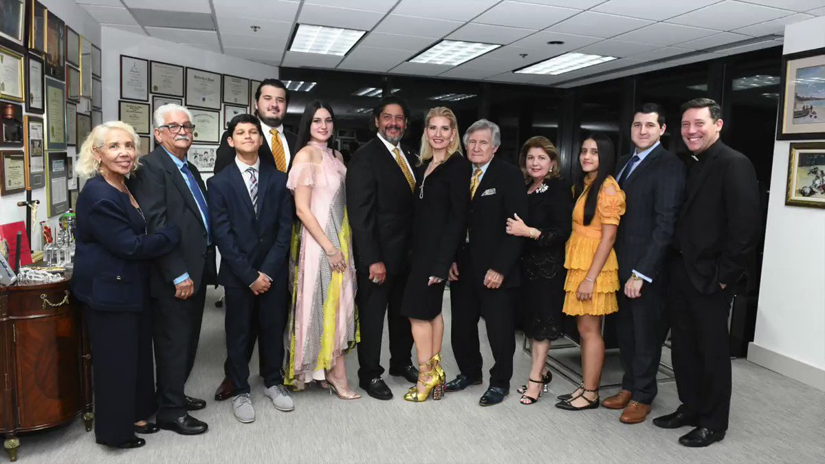#Celebrating with friends, clients & colleagues 30 outstanding years of service in our new #CoconutGrove law offices!