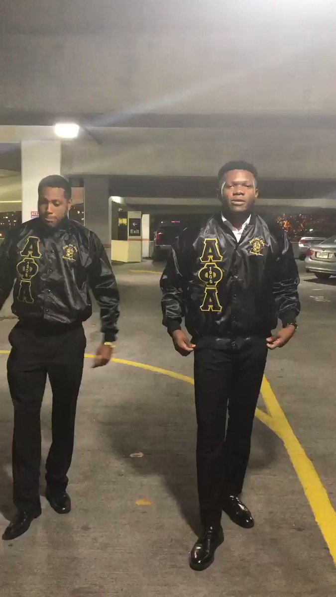 Dec 4th is slowly approaching ❄️ peep @Lil5000 😂 #63rdDistrictConvention #AlphaPhiAlpha
