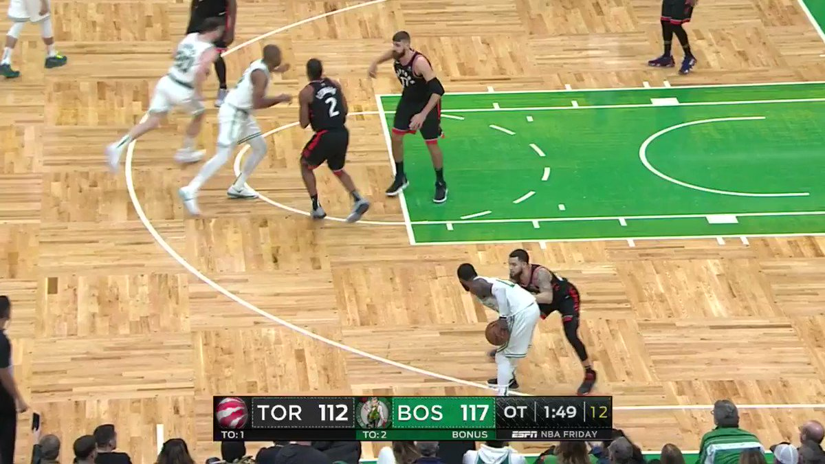 Pull-up on point! #CUsRise  WATCH on @ESPNNBA https://t.co/oyRUs8PIuv
