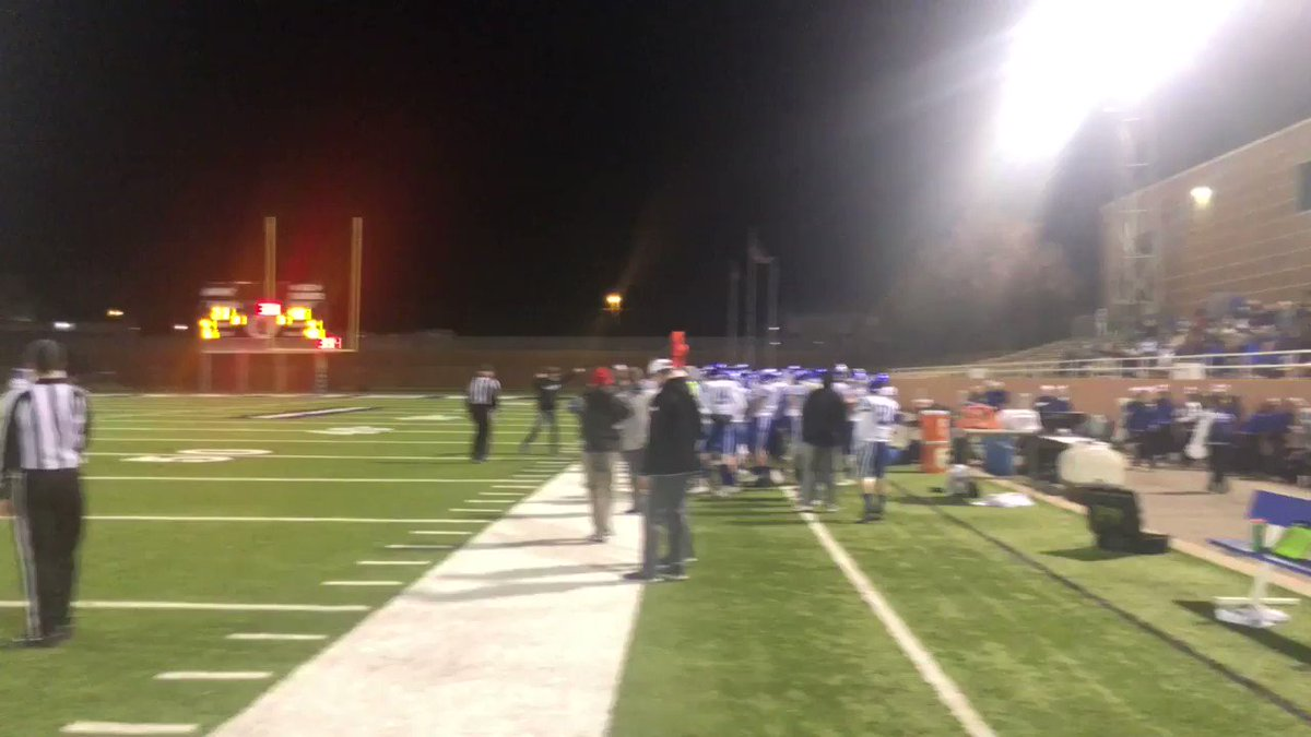 Image for the Tweet beginning: FINAL from Oklahoma: Decatur 48,