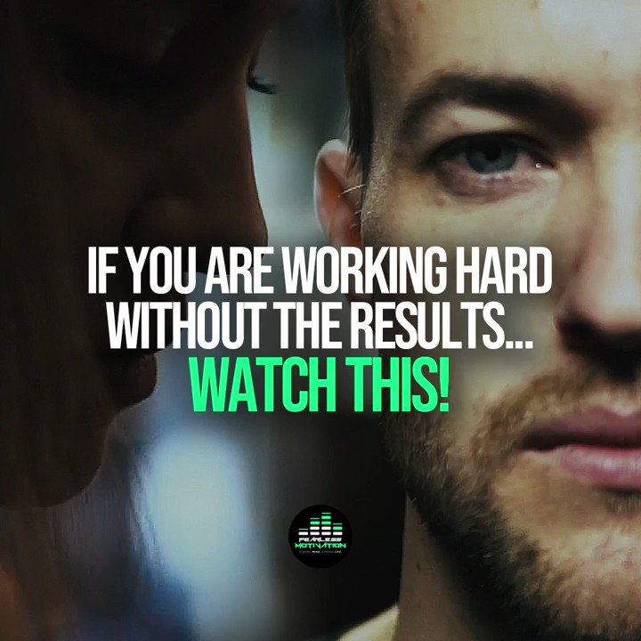 If you put in the work the results will come. Not always right away, but in the end, if you are consistent… consistent in the quality and quantity of your work… the results will come.