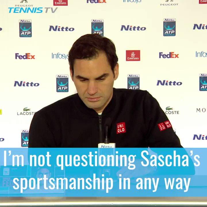 Tennis TV's photo on Federer