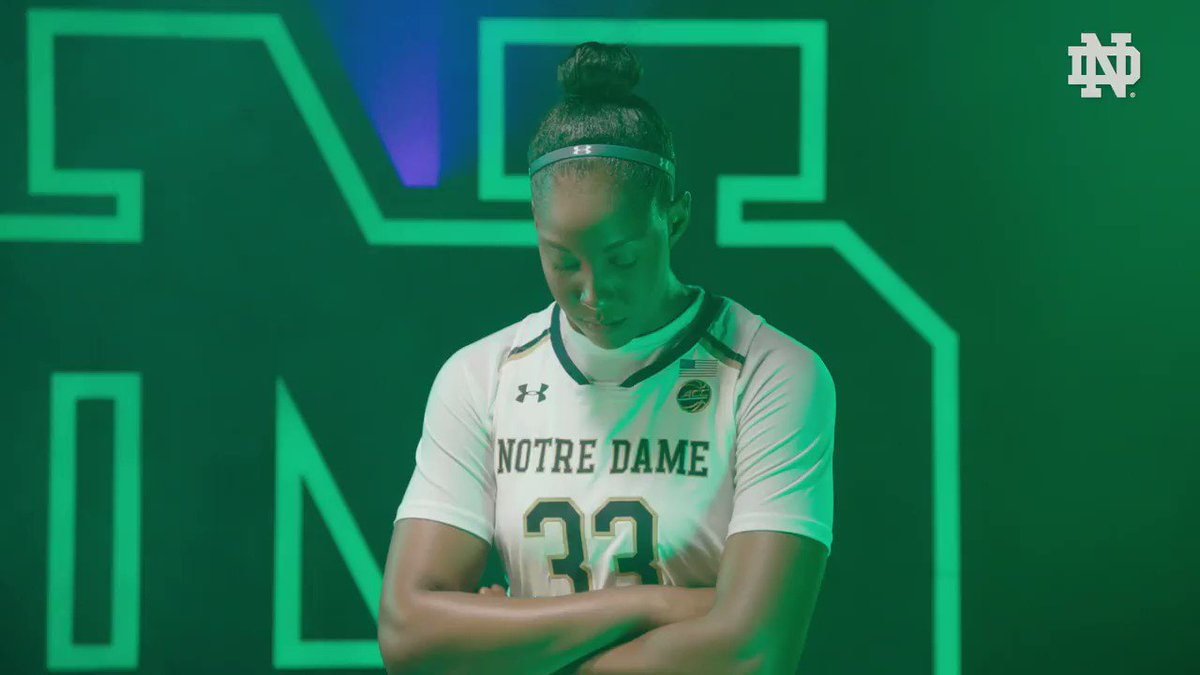 Patterson with a career high 12 points! ND 91 - DePaul 75 4Q | 5:32