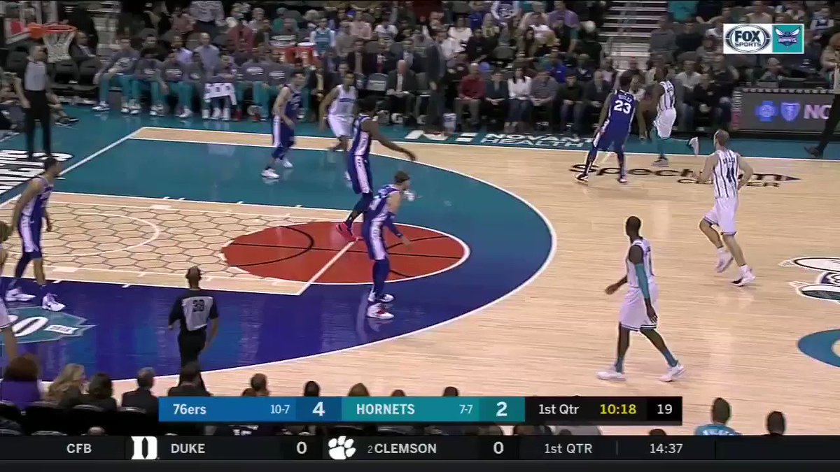 Ladies and Gentlemen, Kemba Walker and his 60-point night �� https://t.co/o9Wj2N7s2H