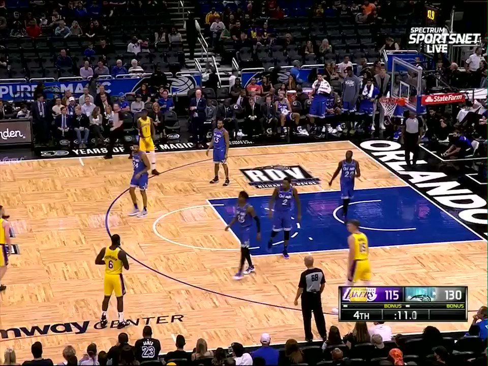 Lance with the ultra garbage time bucket �� https://t.co/gEVnnRKaI5