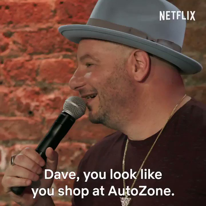Dave Attell on Twitter: