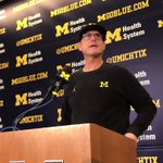 Jim Harbaugh Twitter Photo