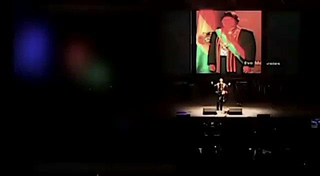 Saludamos al hermano @GiecoLeon en el día de su cumpleaños. Nuestro reconocimiento a uno de los grandes representantes de la canción argentina y latinoamericana. Recordamos con cariño su participación en Festival de Confraternidad Argentino Boliviana 🇦🇷 🇧🇴 en la ciudad de #ElAlto