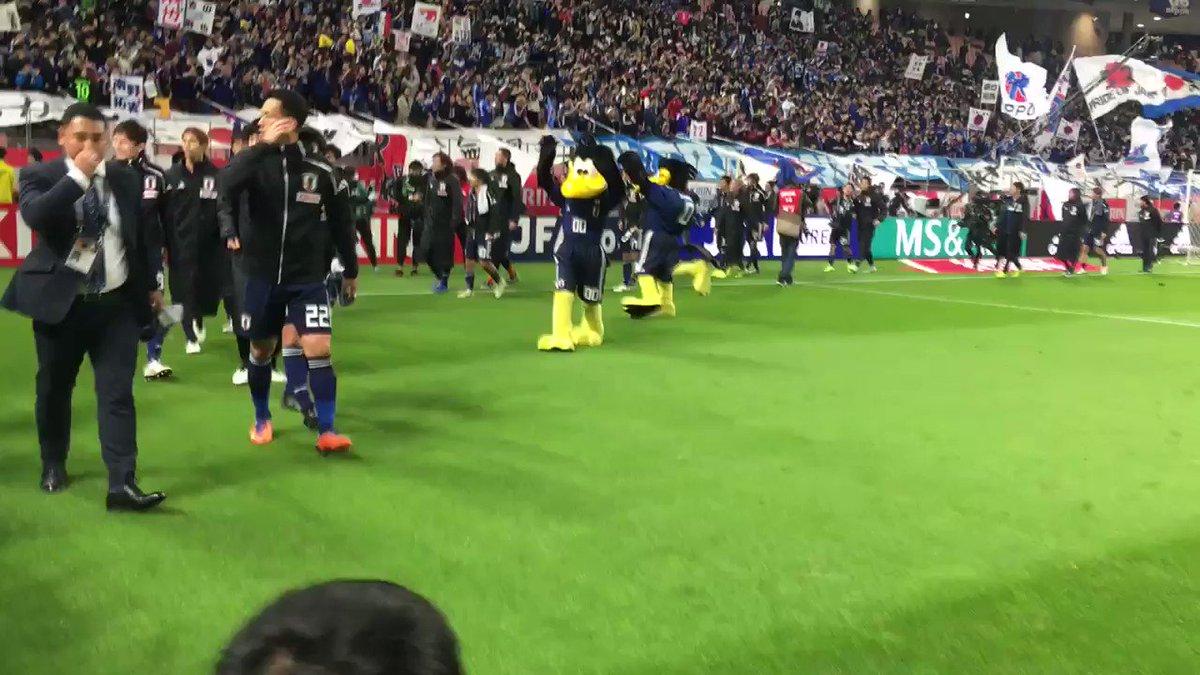 サッカー日本代表's photo on #daihyo