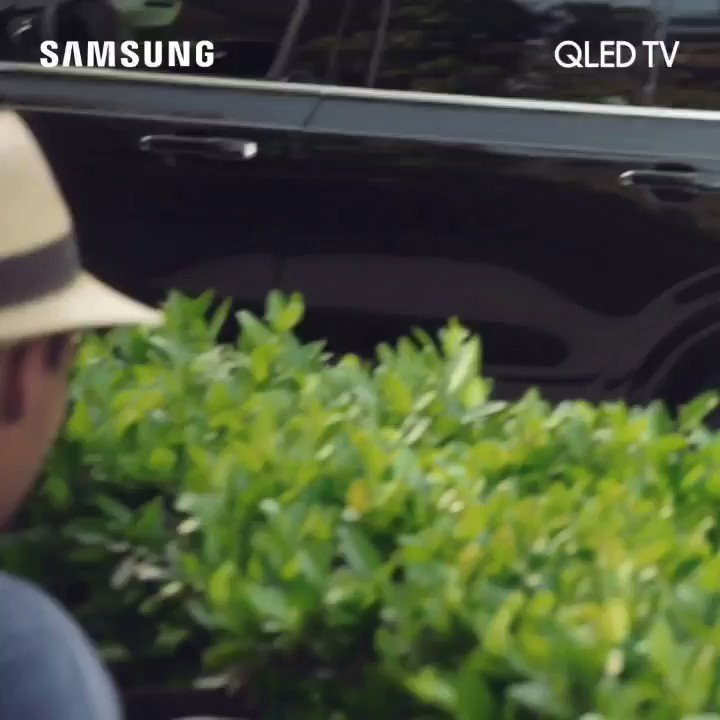 On Black Friday, and every other day, I choose a billion colors. Get your Samsung QLED TV: https://www.samsung.com/se/tvs/zlatan-samsungtv/ …