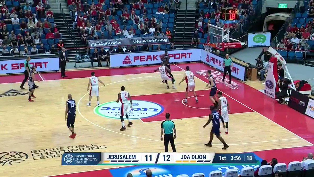 Image for the Tweet beginning: Joueur du match côté @jdadijonbasket,