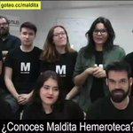 #FundaMaldita Twitter Photo