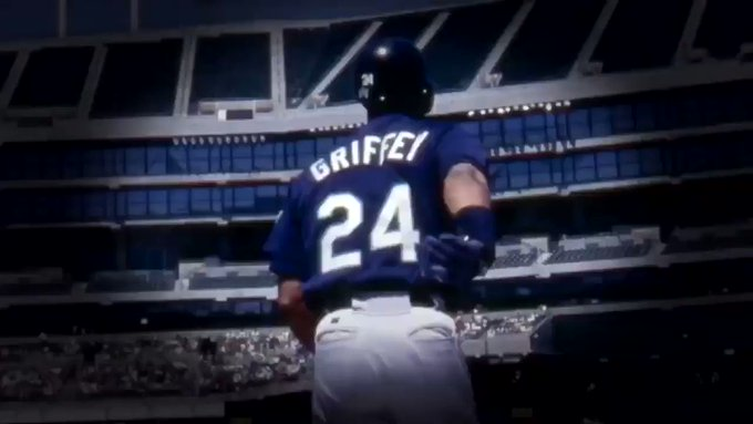 Happy 49th birthday to Ken Griffey Jr!  His swing was so beautiful