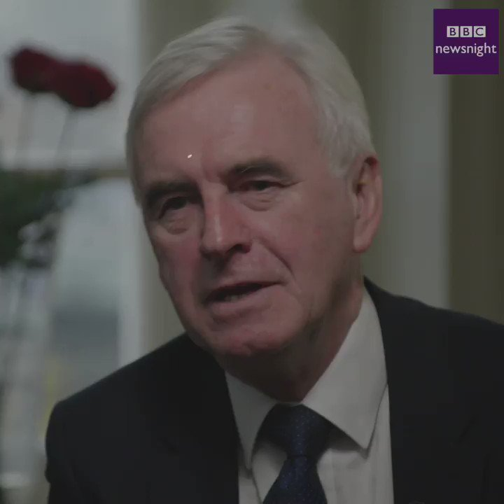 I cant forgive them for what theyve done, Ive never seen human suffering like this. John McDonnell on why he wont be friends with Tories & he's absolutely right. After all they've put people through neither should any other true left Labour MP