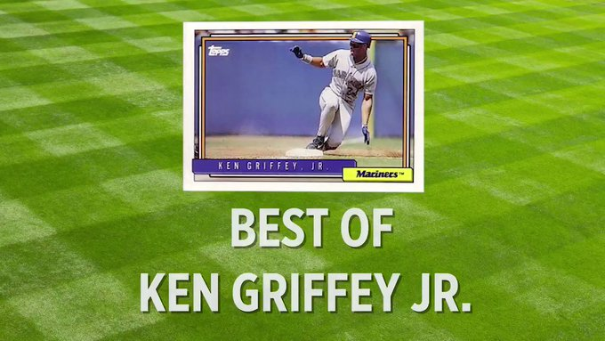 Happy birthday, Ken Griffey Jr! Let\s remember some of the best times we pulled him on