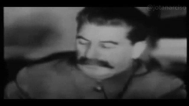 STALIN - O MELHOR VIDEO MOTIVACIONAL Vídeo completo: youtu.be/VP0BNR7RMVg by @jotanarciso