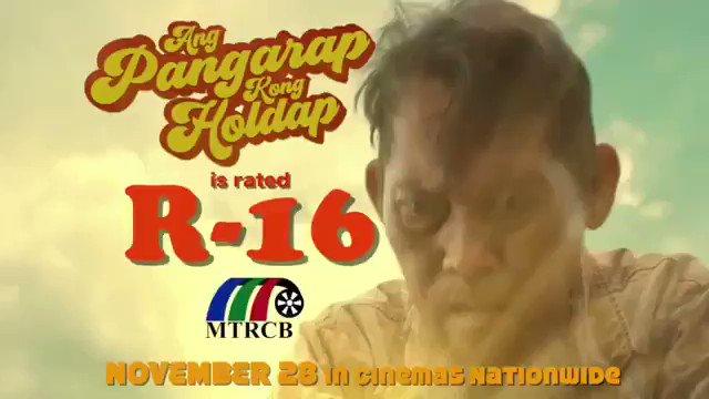 ANG PANGARAP KONG HOLDAP IS R16! Akala namin di kami mapapalabas e, whew! 😝 #AngPangarapKongHoldap #APKH #R16