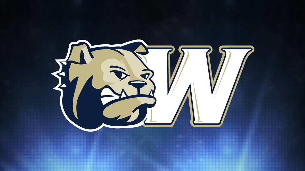 INTERCEPTION BULLDOGS!!! Davion Washington's second pick of the playoffs halts the LR drive in the end zone!! #WUFB leads 7-0 with 3 minutes to go in the first half!