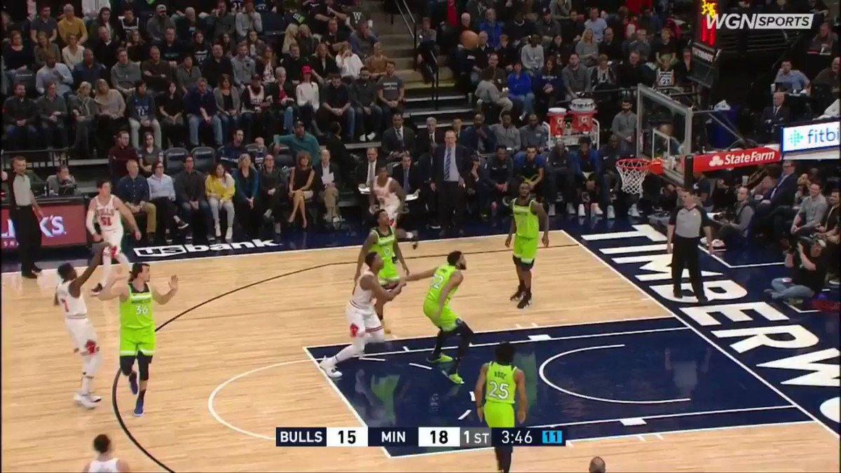 Andrew Wiggins Full Highlights 2018.11.25 vs Bulls - 0 Pts, 1 Reb, 1 Ast 🔥 🔥