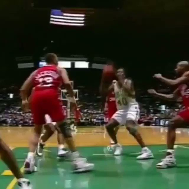 Happy Birthday to Shawn Kemp aka Reign Man aka NBA Jam in real life.  And also 1st Team All-TTS