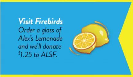 Image for the Tweet beginning: Help us fight childhood cancer