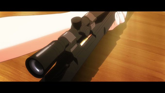 Key Animation: Ryouma Ebata (江畑 諒真)Anime: Grisaia no Rakuen