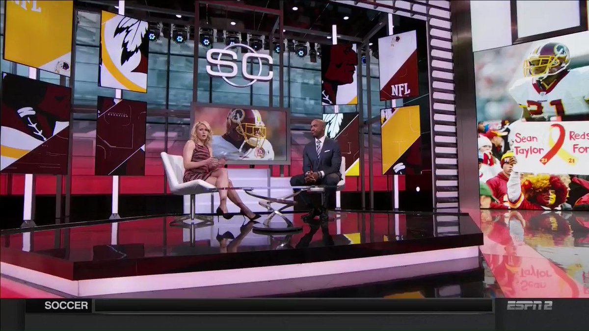 Can't hear Sean Taylor's name without thinking of @LRiddickESPN who scouted and helped draft Taylor when he was part of the @WashingtonNFL organization. Here's how Louis described Taylor on SportsCenter 2 yrs ago. #RIP21