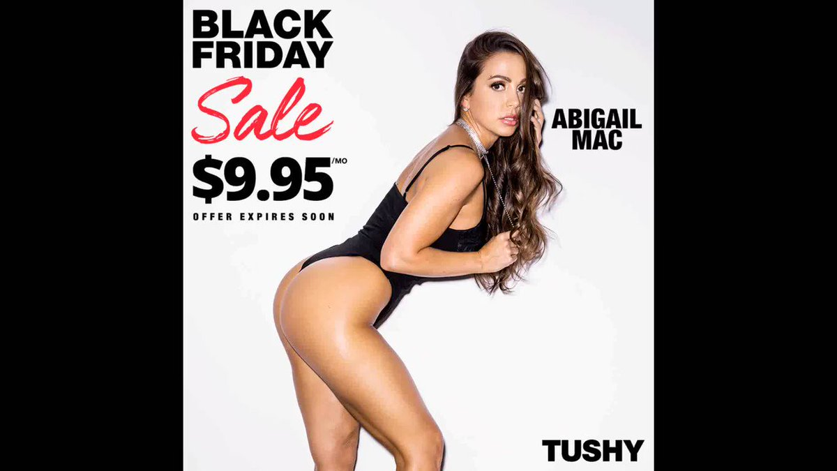 RT IF YOU LOVE BOOTY!   @tushy_com Black Friday Sale ending soon!  Click here 👉🏼 http://bit.ly/abigailtsale18👈🏼  Join now for only 9.95!!!