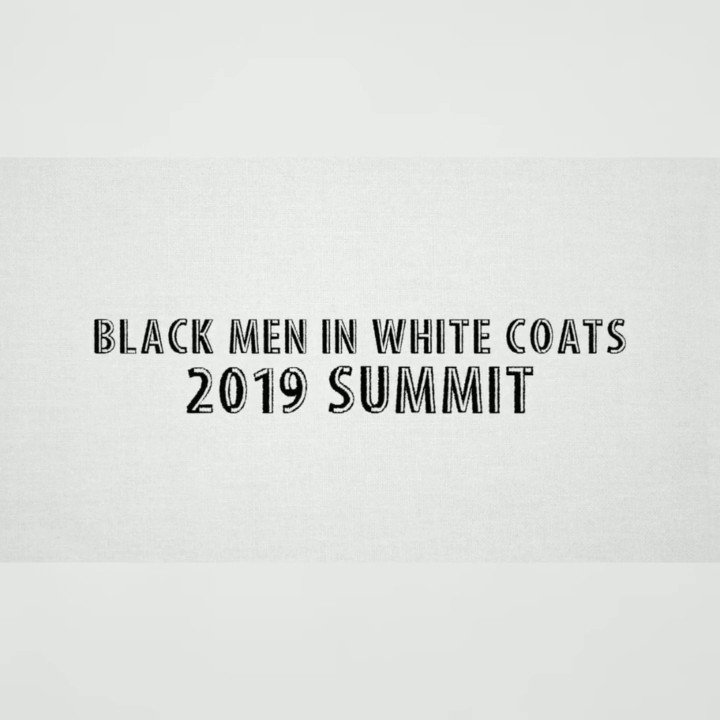 """You can fail as much as you want, just don't fail at trying."" - Jason Robinson, MD  80 days until the Black Men In White Coats Summit. Register here and invite students: https://lnkd.in/ePJr22G   #blackmeninmedince"