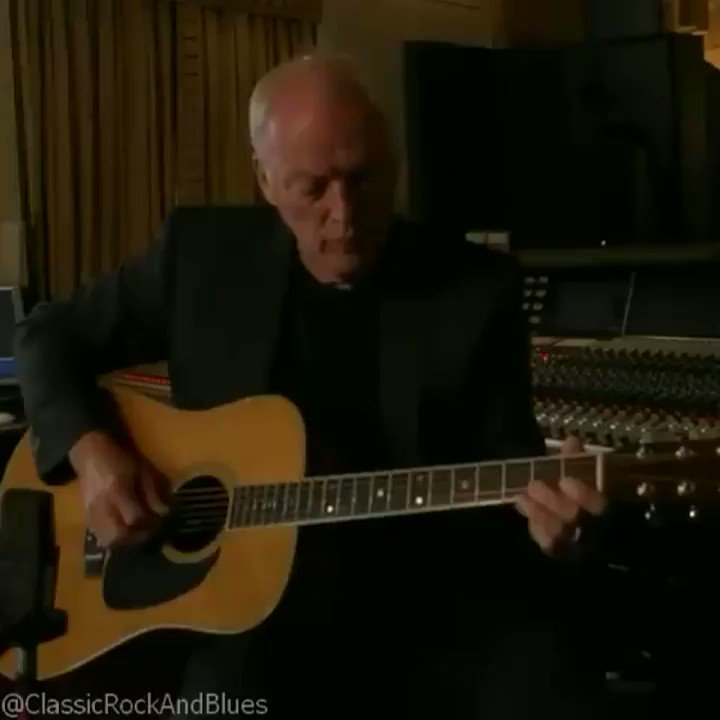 David Gilmour ''Wish You Were Here'' played perfectly