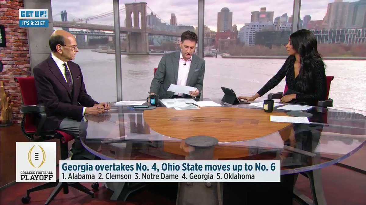 I had to walk off the set after @Espngreeny's nonsense yesterday on @GetUpESPN