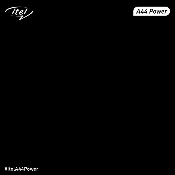 Check out the all-new A44 Power, which is equipped with a long-lasting 4000mAh Li-Polymer Battery which lasts for up to 3 days! #itelA44Power