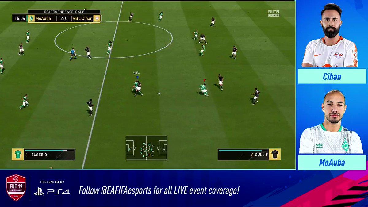 Unbelievable goal from @MoAuba #FIFA19
