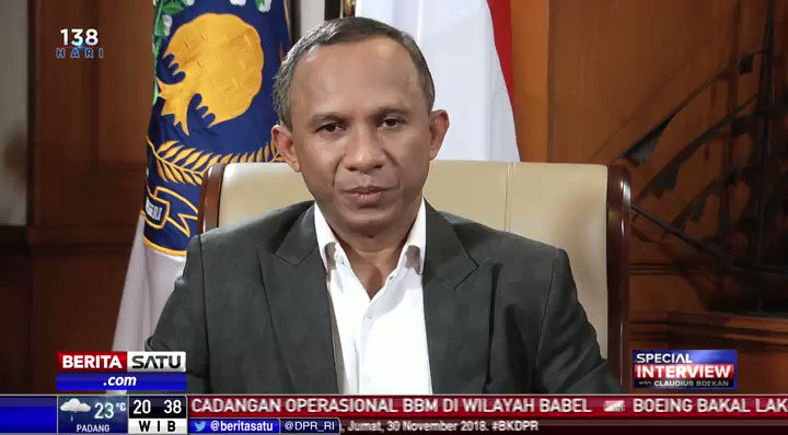 Special Interview: Pejabat Korup, Pemilu & Jokowi #4. https://t.co/fFpdUxlj7g
