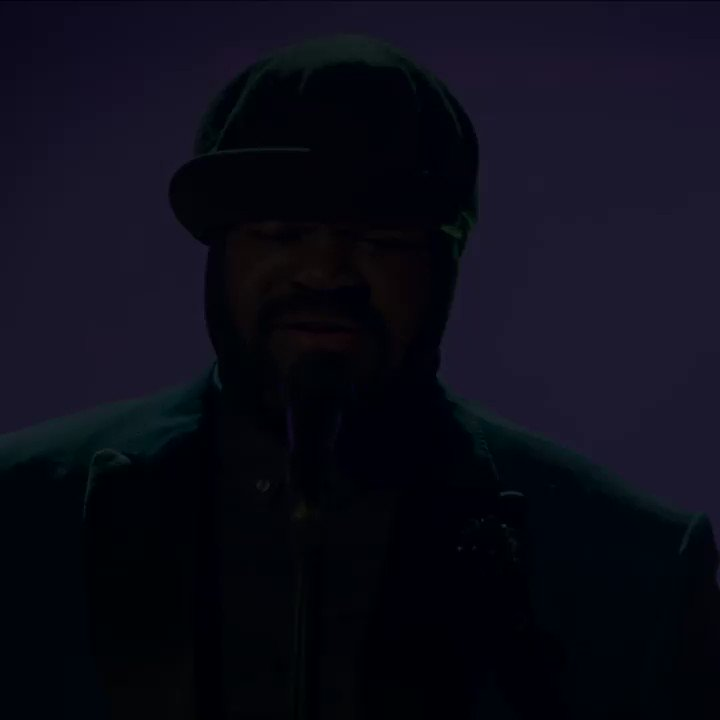 """Gregory Porter's new live album and DVD is out now ! Discover """"One Night Only"""", the recording of his concert at the @RoyalAlbertHall in #London.  ▶️ http://GregoryPorter.lnk.to/ONOTP #OneNightOnly #GregoryPorter"""