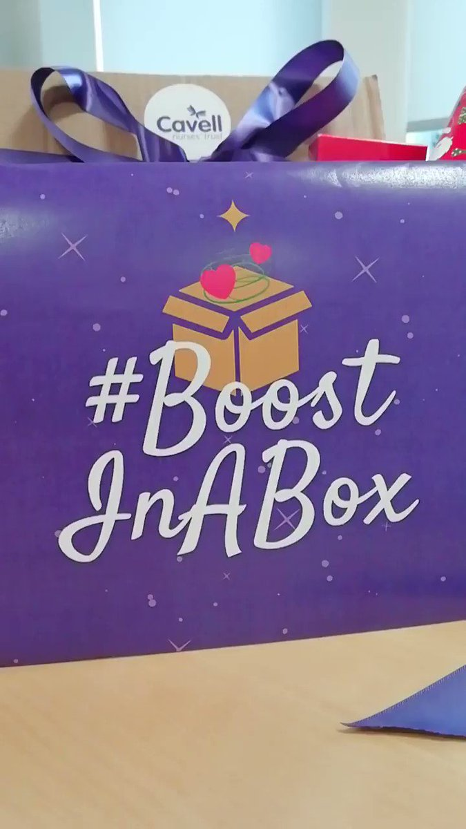 Image for the Tweet beginning: Wondering what #BoostInABox is all