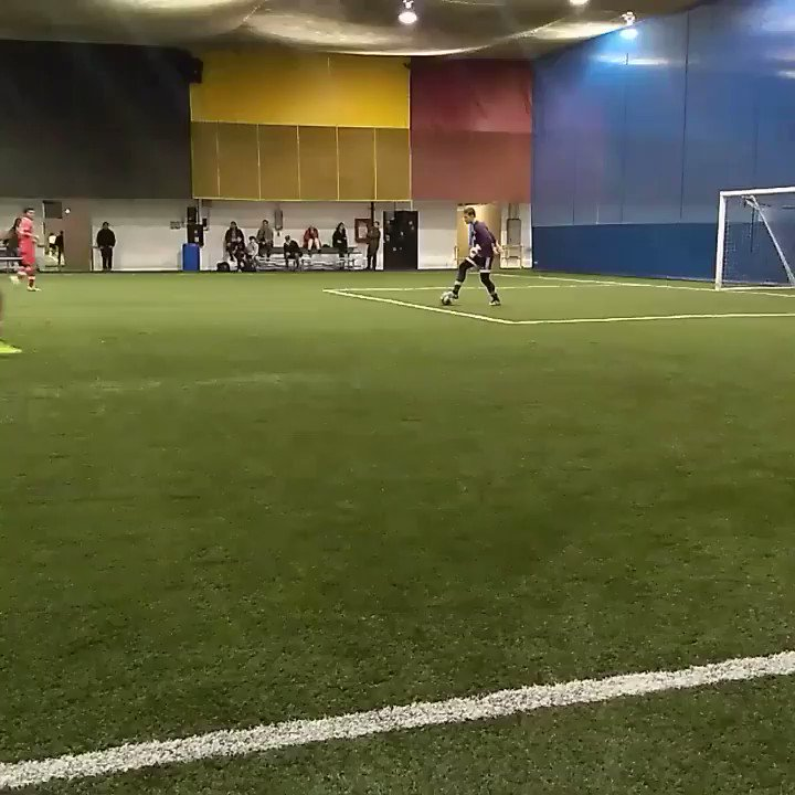 Toronto Derby: 1-1 draw vs @thpfc. Both teams scored  in a similar fashion. To concede by playing out the back isn't so harsh when you place development over results. @SCToronto @HangarSEC #opdl #csl #osl #calcio #ontarioindoorcup2019