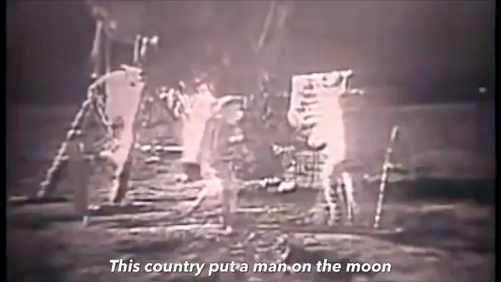moon landing gifs find amp share on giphy - 720×406