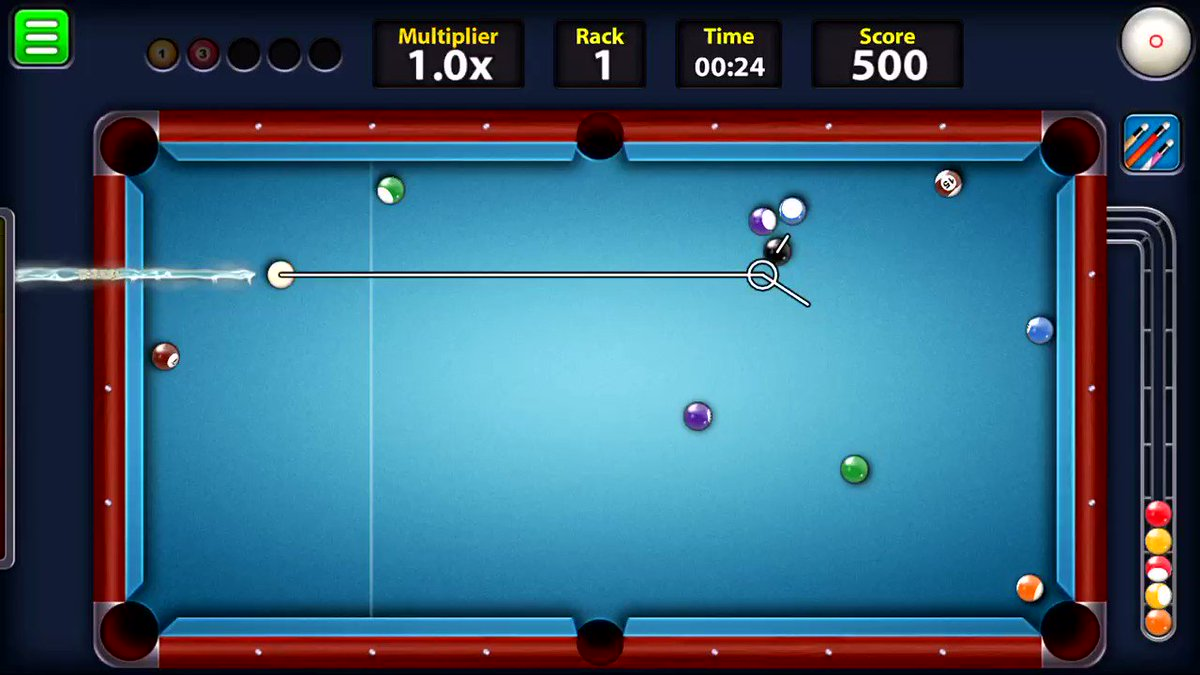 """8 BALL POOL BLOG #254(""""2 CLIP ON POTS IN A ROW"""")#8BallPool #8ball #gamestagram #iphone #blog #Gaming #miniclip #gaminglife #PoolKings #gameplay #videogames #mobile #videogame #youtuber #Video #Gamescom2018 #GamersUnite #GamersRiseUp #ViralVideo #viral #youtube #YouTube #YouTuber"""