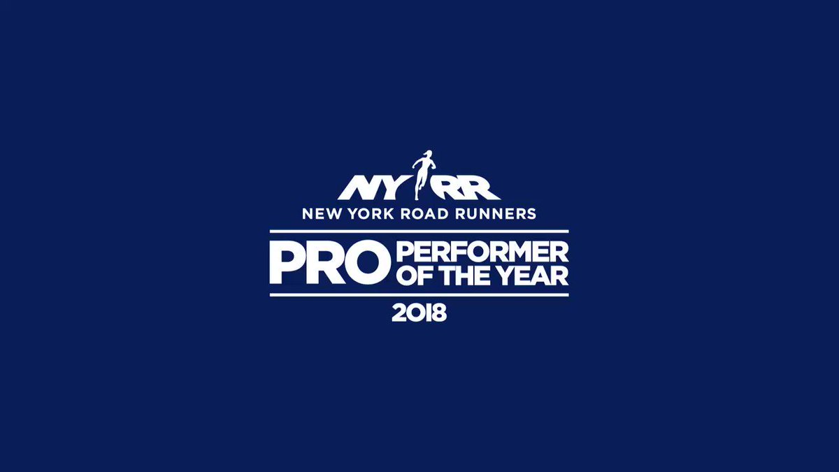 2018 was a year of record-breaking moments, amazing performances and overall stellar racing from the professional athlete community. Help us choose which pro athlete had the performance of the year. Vote for the NYRR Pro Performer of the Year: bit.ly/2zFLvdr