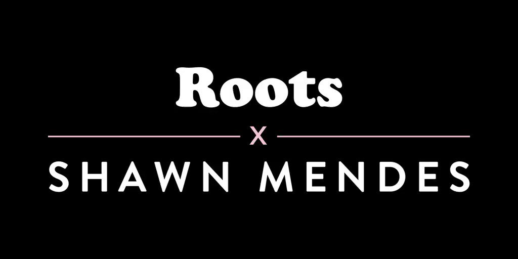 Roots x Shawn Mendes Exclusive Collection and Toronto Only Presale to commemorate his first headline stadium show @RogersCentre #RootsxShawnMendes @shawnmendes