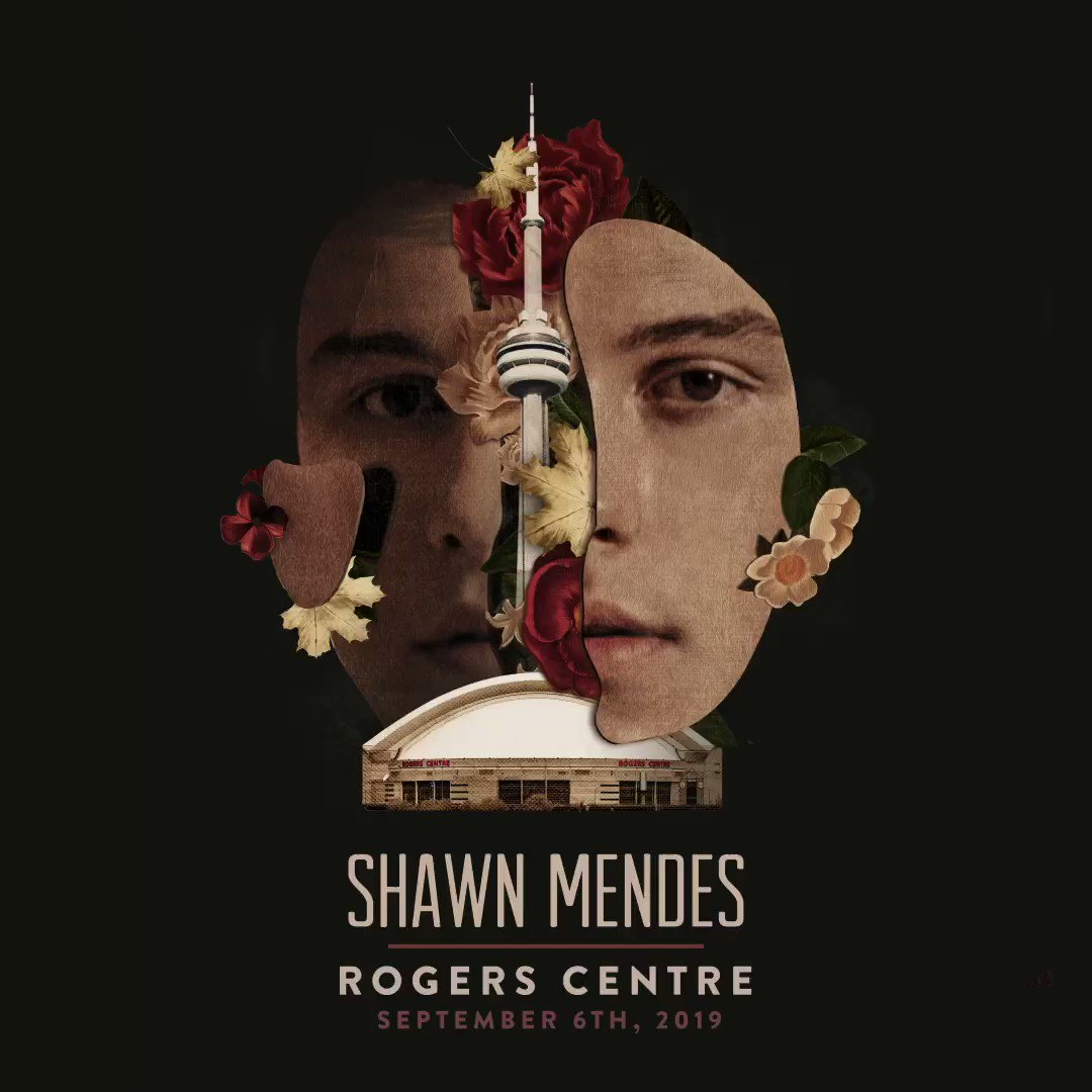 Make sure to download the @ShawnAccess app to get a fan presale code for Rogers Centre Stadium show! Or come to the @Roots Eaton center store tomorrow at 3pm to get a Toronto Only presale code x smarturl.it/shawnaccessapp