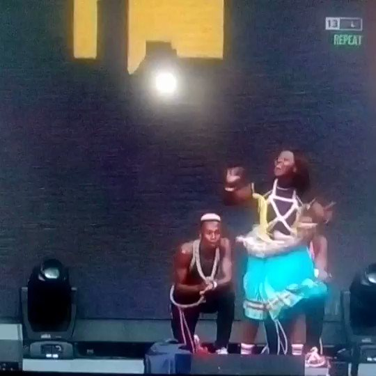 @_thusophala  dance on another level ❤👌💯 @ShoMadjozi  #GlobalCitizenFestivalSA  #GlobalCitizenFestival2018  #Mandela100