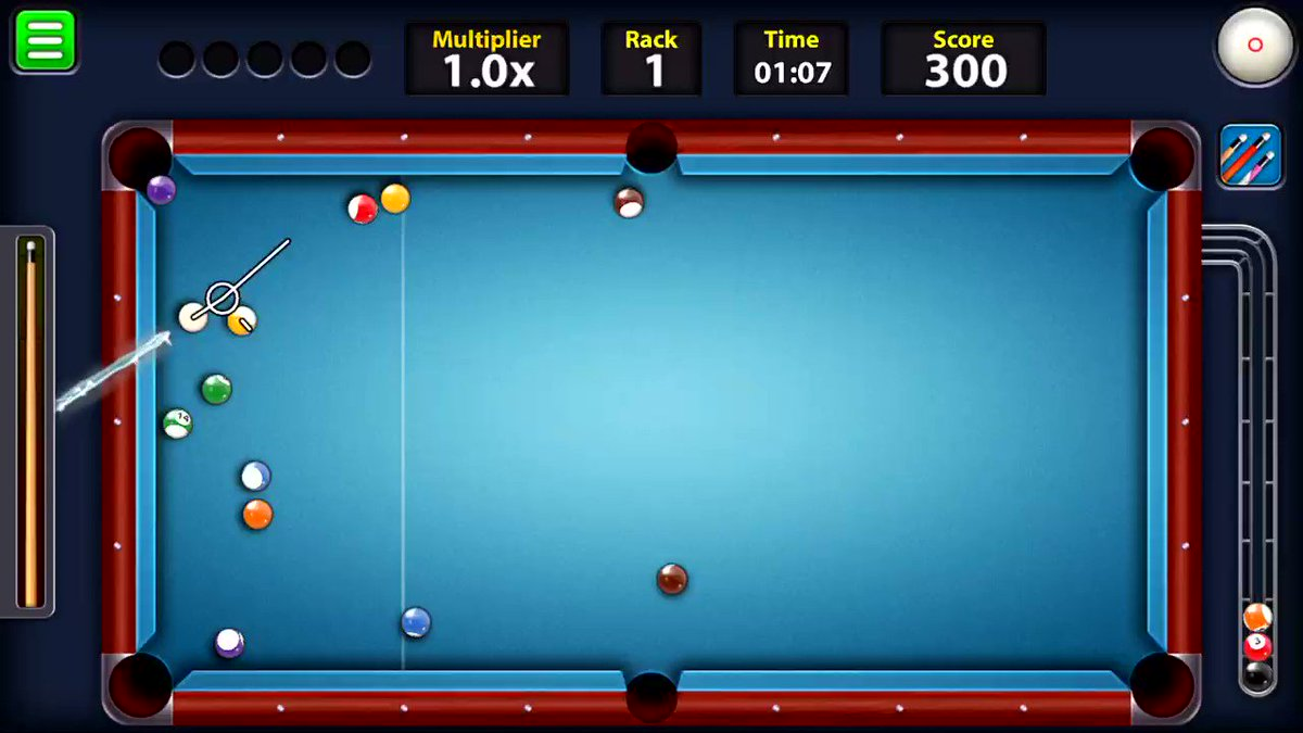 """8 BALL POOL BLOG #255(""""3 CLIP ON POTS IN A ROW"""")#8BallPool #8ball #gamestagram #iphone #blog #Gaming #miniclip #gaminglife #PoolKings #gameplay #videogames #mobile #videogame #youtuber #Video #Gamescom2018 #GamersUnite #GamersRiseUp #ViralVideo #viral #youtube #YouTube #YouTuber"""
