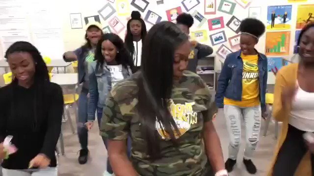 This Black educator dropped a remix to Money by Cardi B, to motivate her seniors to graduate