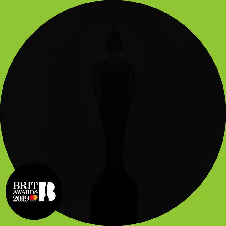 We love the new @BRITs 2019 award 😍 cast in solid glass and beautifully designed by architect @dadjaye #BRITs