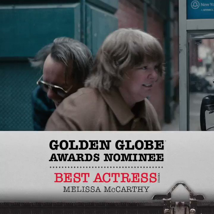 Can You Ever Forgive Me?'s photo on Best Supporting Actress
